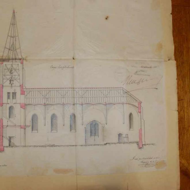 plan en 1888eglise03 (Copier)