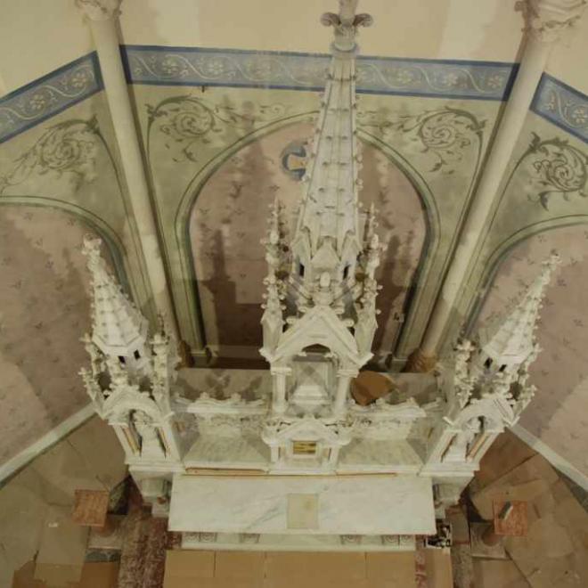 l autel restauré(Copier)
