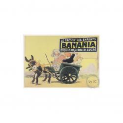 Carte postale banania ane cp